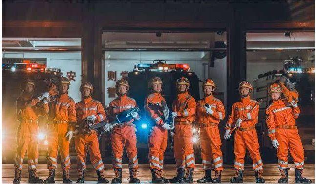 热招:政府消防员、消防车驾驶员